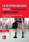 Portada libro RESPONSABILIDAD SOCIAL, MOTOR DEL CAMBIO EMPRESARIAL