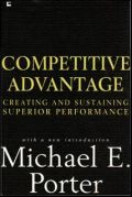 Portada libro Competitive Advantage