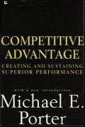Portada libro Ventaja Competitiva