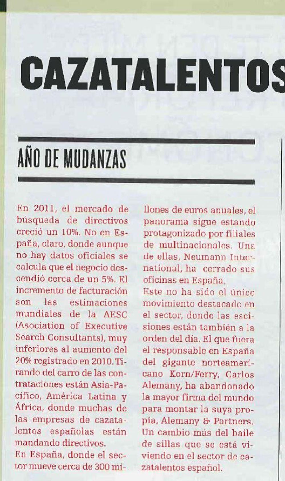 Quien es Quien 2012